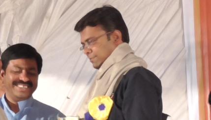 Purushottam Parvani