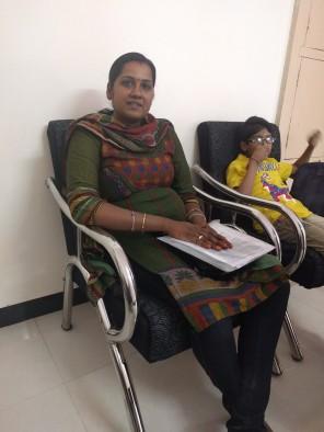 Jaya Our New Volunteer